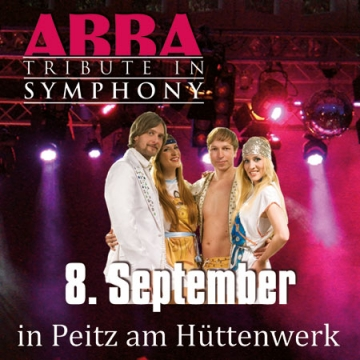 ABBA Tribute in Symphony